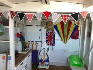 photo 1 of Beach hut 156 for hire Frinton-on-Sea