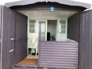 photo 1 of Beach hut 204 for hire Frinton-on-Sea