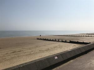 photo 3 of Beach hut 427 for hire Frinton-on-Sea