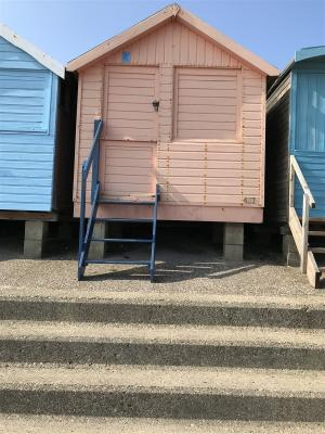 photo 5 of Beach hut 437 for hire Frinton-on-Sea