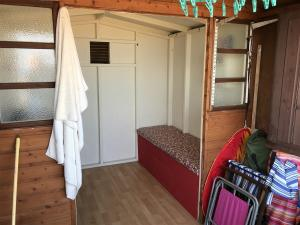 photo 4 of Beach hut 86 for hire Frinton-on-Sea