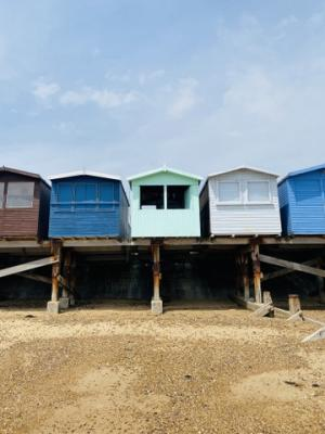 photo 7 of Beach hut 76 Walings for hire Frinton-on-Sea